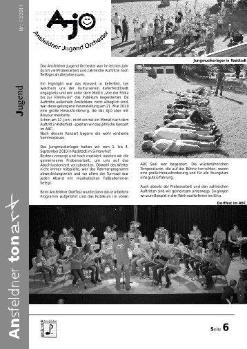Jetzt downloaden - Musikverein Ansfelden