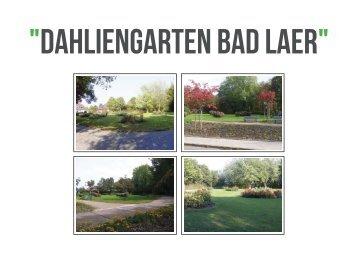 Projektentwurf Daniel Mack, Stefan - Gemeinde Bad Laer