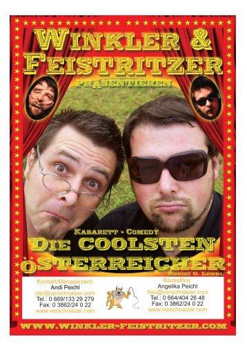 Winkler und Feistritzer - Andi Peichl