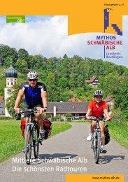 Mittlere schwäbische Alb - Die schönsten Radtouren.pdf - Mythos ...