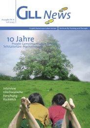News - Projekt Gemeinsam Leben Lernen