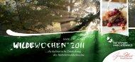"""Wildewochen""""2011 - Naturpark Habichtswald"""