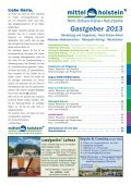 GGV NOK 2013.pdf, Seiten 15-29 - Tourist-Information Nord-Ostsee ... - Seite 3