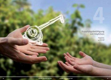 Kupplungsbetätigung mit Köpfchen: Schaeffler Kolloquium