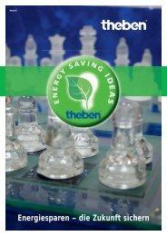 Energiesparen - die Zukunft sichern - Theben