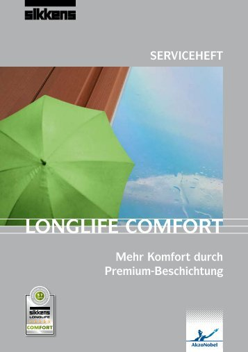 Download Flyer Comfort - Sikkens