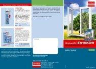 Cleaning & Care Service Sets - Weiss Chemie und Technik GmbH ...