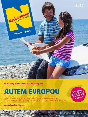 Autem Evropou 2013 49,50 MB   PDF - CK Neckermann