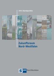 Zukunftsraum Nord-Westfalen - und Handelskammer Nord Westfalen