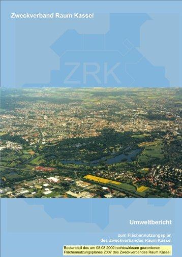 Zweckverband Raum Kassel Umweltbericht - beim Zweckverband ...