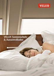 VELUX Sonnenschutz & Aussenrollladen - H. Luchsinger AG