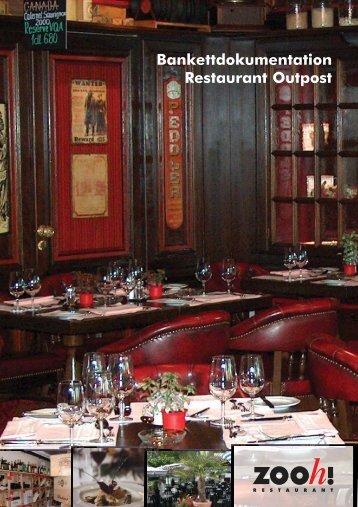 im Zoo Restaurant Outpost - Gastroplanet.ch
