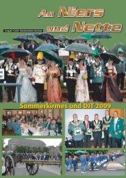 Sommerkirmes und DJT 2009