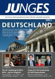 DEUTSCHLAND - Junge Union Kreisverband Esslingen