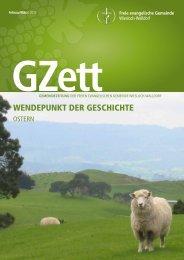 GZett Nr. 23 - FeG Wiesloch-Walldorf