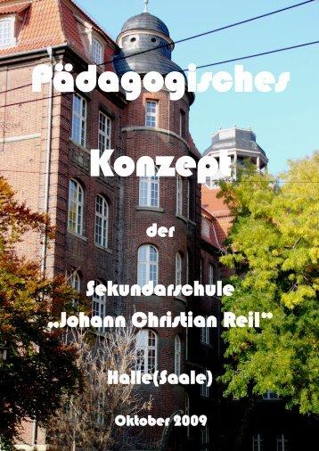 Konzept - Sekundarschule Johann Christian Reil