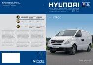 H-1 CARGO - Garage Ruf AG