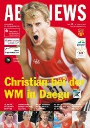 Ausgabe 33 – November 2011 - ABC-Ludwigshafen eV