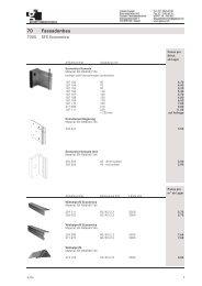 Seite 1-14 - Gasser Fassadentechnik