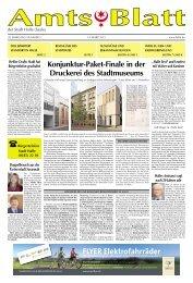 Amtsblatt Nr. 5 vom 14.03.2012 - Halle - Stadt Halle (Saale)