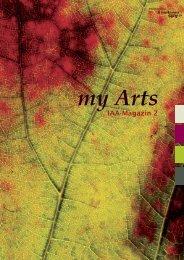 IAA-Magazin 2 - International Academy of Arts