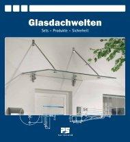 Bemessung Sicherheit Ueberkopfverglasung (PDF 5 MB) - Pauli