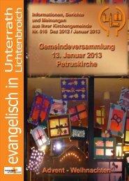 Gb Juni Juli 12 neu - Evangelische Kirchengemeinde Unterrath ...