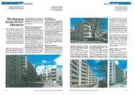 Artikel aus Schweizer bauten im blickpunkt - Gautschi Bau AG