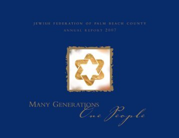 Download - palmbeach - Jewish Federation of Palm Beach County