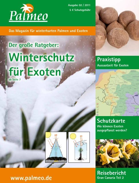 DOWNLOAD PDF (ca. 6 MB) - Palmeo - Winterharte Palmen und ...