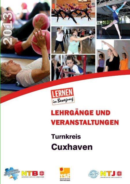 Lehrgänge und Veranstaltungen 2013 - NTB