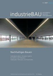 Nachhaltiges Bauen - PULS GmbH
