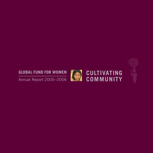 Cultivating Community Global Fund For Women