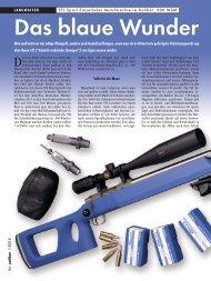 Das blaue Wunder - STL Rifles