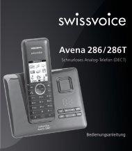 Avena 286/286T - GA Weissenstein