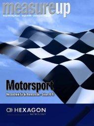 Messtechnik für die Rennstrecke - Seiten 10-15 - Hexagon Metrology