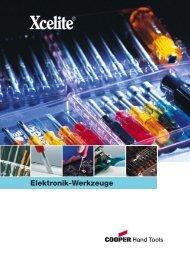Xcelite-Katalog 2004 - Cooper Hand Tools