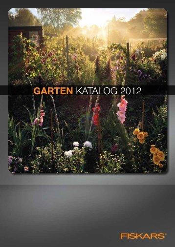 Garten Katalog 2012 - Fiskars
