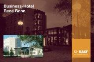 Business-Hotel René Bohn - BASF.com