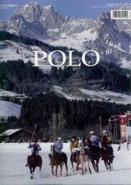 Anzeige im Polo- & Lifestyle-Magazin - Shop-Exquisite