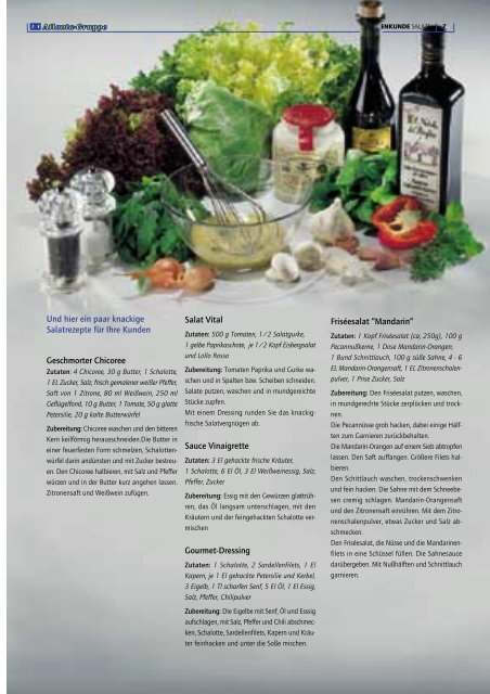 "1x1-Warenkunde ""Salate"" - khd-Blog"