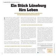Ein Stück Lüneburg fürs Leben - Qype.at