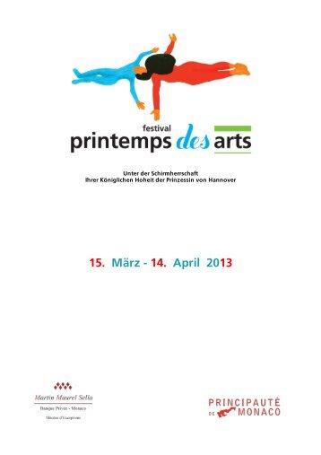 german kit - Printemps des Arts de Monte-Carlo