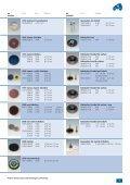Schleifsysteme für Grobschliff, Feinschliff und Micro ... - sia Abrasives - Seite 7