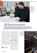 BM Artikel Tischlerei Feinschliff - Heft 03-2011 ... - Schreiners Büro - Seite 2