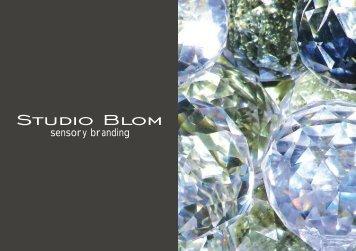 Studiopräsentation DE | pdf - STUDIO BLOM