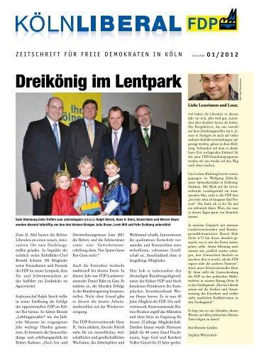 01/2012 - FDP-Köln