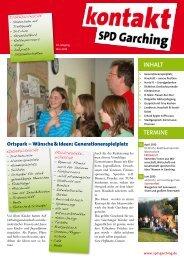 INHALT TERMINE - Hilfe und Info - Sozi.info