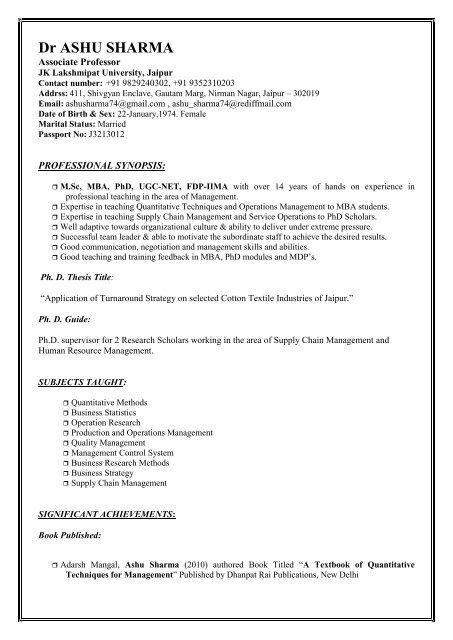 Operation Research Book Jk Sharma