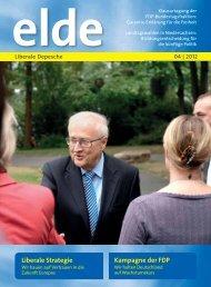 Liberale Strategie Kampagne der FDP - Elde Online